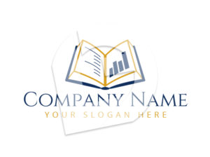 Bookkeeping and accounting tutoring and extra lessons logo